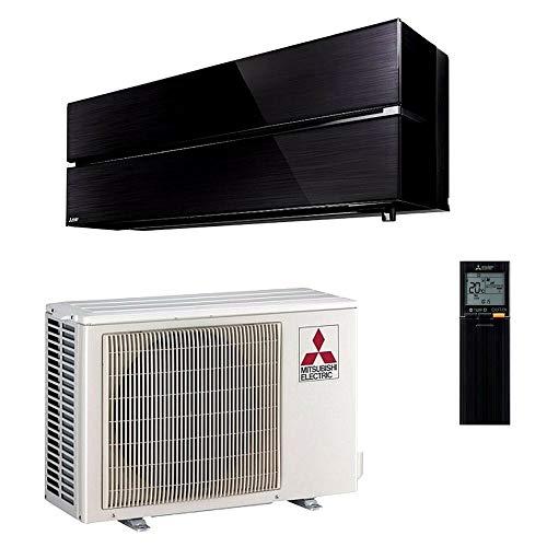 Climatizzatore 9000 Btu colore Nero Serie Kirigamine