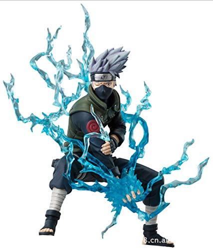 EASTVAPS 16cm Naruto Ninja Hatake Kakashi Lightning...