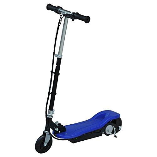 homcom Monopattino Scooter Elettrico per Bambini Pieghevole 120W, velocità Massima 12km/h, 81.5 x...
