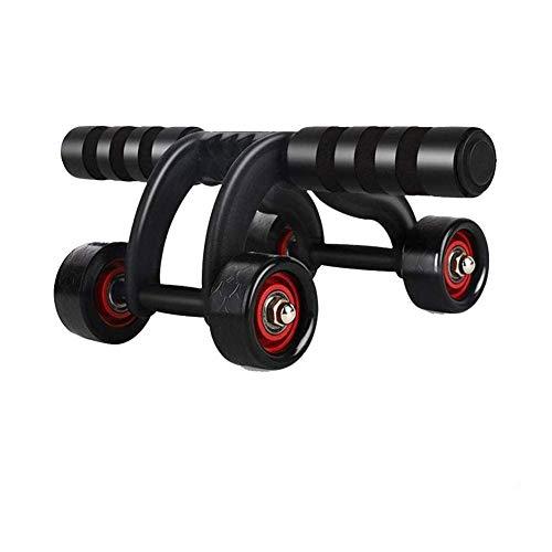 Chunlan Fitnessgeräte Roller Laufrad Abdominal Fitness Equipment Roller for die Arme zurück Bauchkern Trainer Body Shape Ausbildung MEI