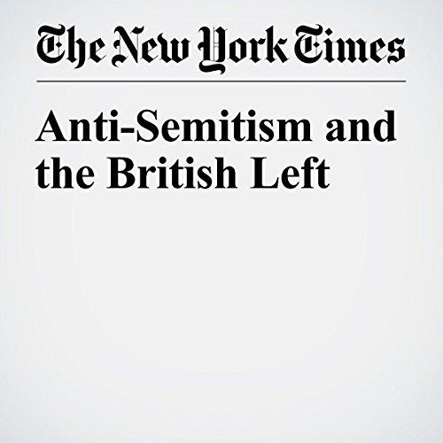 Anti-Semitism and the British Left cover art