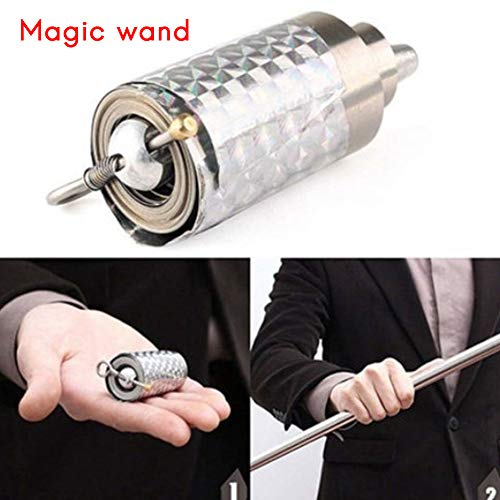 Mallalah Magic Pocket Bo - Bo portátil para artes marciales, equipo de bolsillo de defensa personal, telescópico