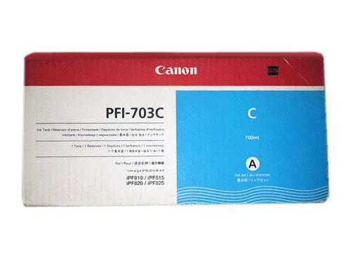 2964B001 Canon imagePROGRAF iPF820 Deposito de tinta cian