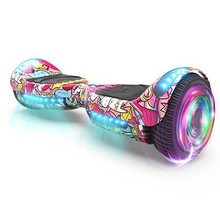 HOVERSTAR Hoverboard All New Version-HS2.0, Chrome...