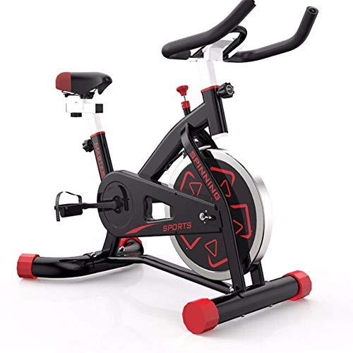 Game Spinning Bike, AplicacióN Juego Inteligente Forma U Equipo Deportivo Fitness Resistencia Continua Ajuste Velocidad Variable, Bicicleta Ejercicio PequeñA Y Ultra Silenciosa Para El Hogar,Negro