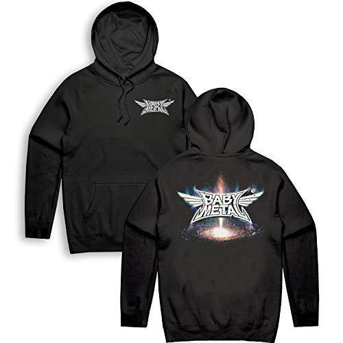 Babymetal Merch Metal Galaxy Logo T Shirt Hoodie Sweatshirt Crewneck Longsleeve Merch For Kids Men Women Youth Merchandise Clothing