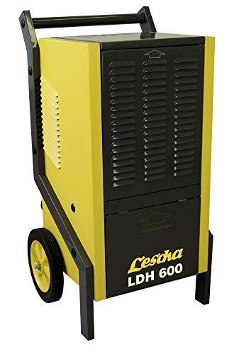 LESCHA LE-LDH600 Bautrockner Luftentfeuchter Trockner Entfeuchter | 230V | 1000W