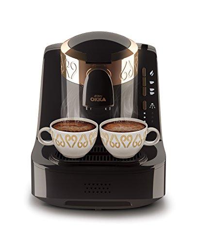 Arzum Okka Coffee Maker, Medium, Black