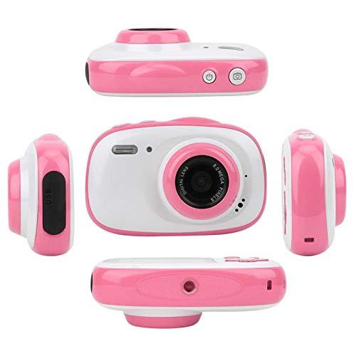 Dauerhaft Résistance aux Chutes étanche pour Appareil Photo numérique, pour Apprendre la Photographie(Pink)