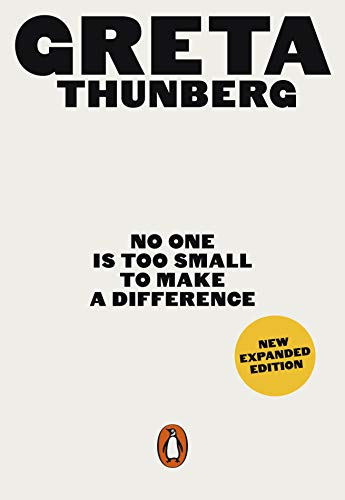 No One Is Too Small To Make a Difference - Revised