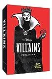 The art of villains 100 postcards: 100 Collectible Postcards