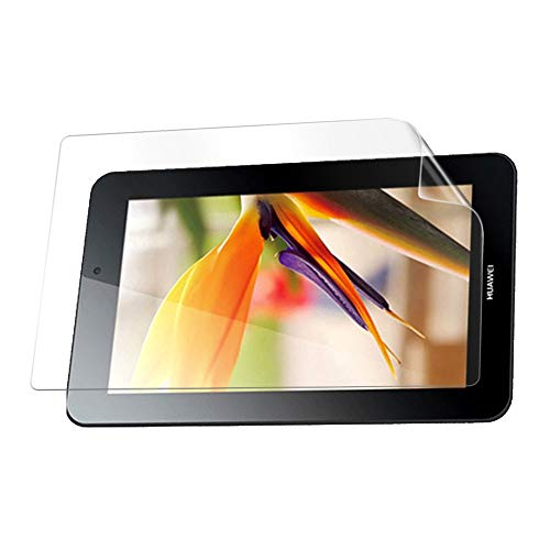 Celicious Vivid Plus Mild Anti-Glare Screen Protector Film Compatible with Huawei MediaPad 7 Youth [Pack of 2]