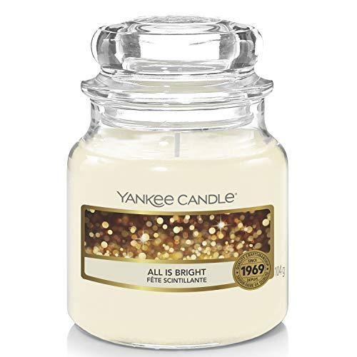 Yankee Candle Large Jar Candle, White Christmas