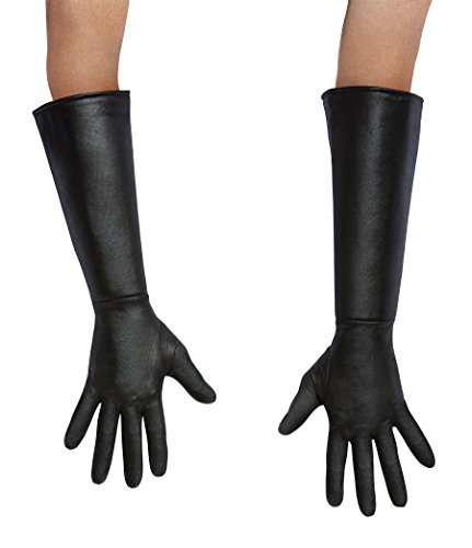 Disguise Men's The Incredibles Gloves, Black, One Size Adult