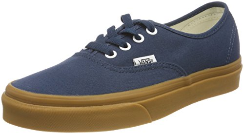 Vans – Zapatillas Deportivas Unisex para Adultos, Blue (Blue Reflecting Pond/Gum Q6o), US-0 / Asia Size s