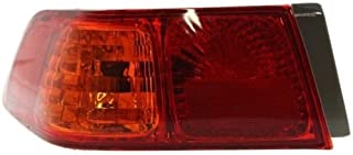 Go-Parts - OE Replacement for 2000 - 2001 Toyota Camry Rear Tail Light Lamp Assembly / Lens / Cover - Left (Driver) Side 81560AA030 TO2800133 Replacement For Toyota Camry