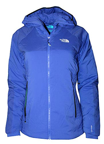 The North Face Summit L3 Ventrix Hooded Insulated Jacket (Inauguration Blue, L)