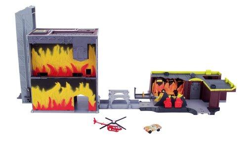 Micro Machines Raging Inferno City