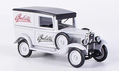 las mejores marcas venden barato Fiat Balilla vagón caja, vehículo de de de publicidad, con Plakatwand y figura , 1935, Modelo de Auto, modello completo, Rio 1 43  ahorra hasta un 80%