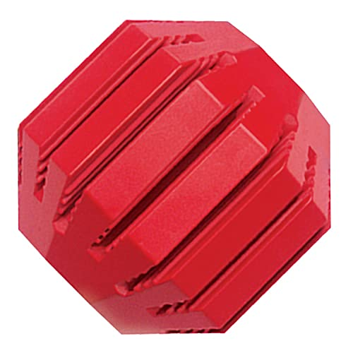 KONG - Stuff-A-Ball - Durable Rubber, Treat Dispensing and Teeth Cleaning...