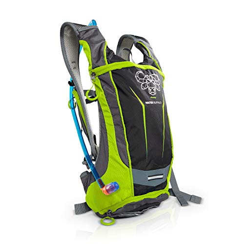 biking water backpack