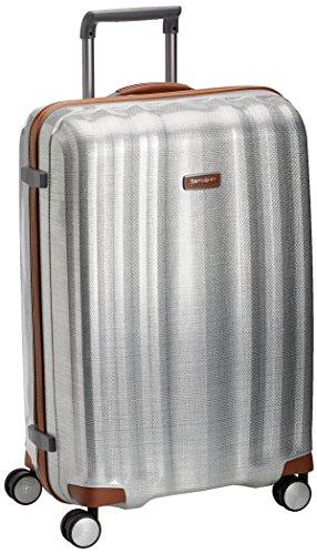 [サムソナイト ブラック レーベル] スーツケース キャリーケース ライトキューブ デラックス スピナー 76/28 国内正規品 保証付 96L 76 cm 3.2kg アルミニウム