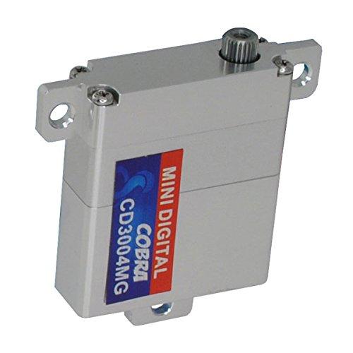 Servo cobra digital cd3004mg - 4 kg - 0,13sec - pignons metal