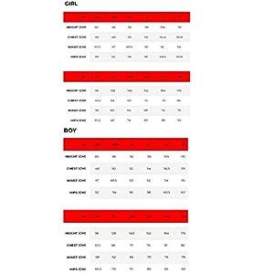 CMP Pantalones de ciclismo para niño, primavera/verano, niño, color negro, tamaño 140