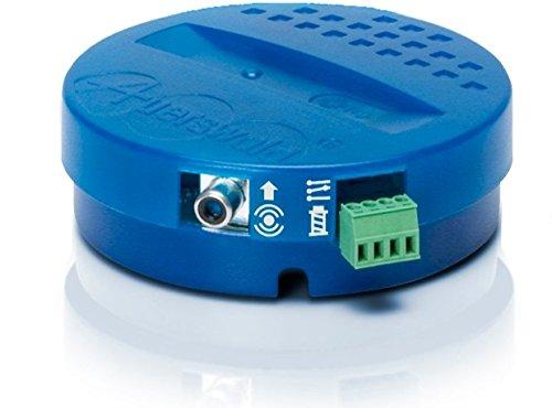 Auerswald 90698 a/b-audiobox adapter (2-delig) met geluid en doorsagesystemen