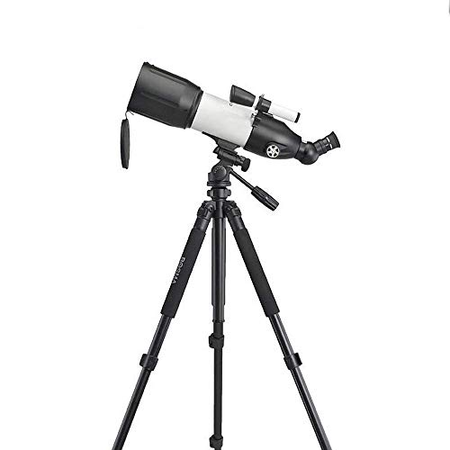 Find Bargain Outdoor Astronomical Telescope Upgrade Version Professional Stargazing Heaven and Earth...
