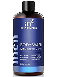 best body wash for dry skin for men