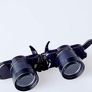 wlgreatsp 望遠鏡メガネスタイル拡大鏡眼鏡釣りハイキングコンサートオペラ劇場対戦双眼鏡