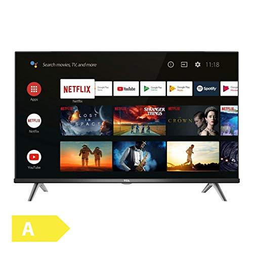 TCL 32S615 TV 81,3 cm (32') HD Smart TV Wi-Fi Nero