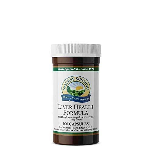 Liver Health Formula (100)