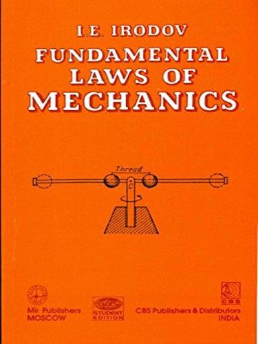 FUNDAMENTAL LAWS OF MECHANICS (PB 2004)