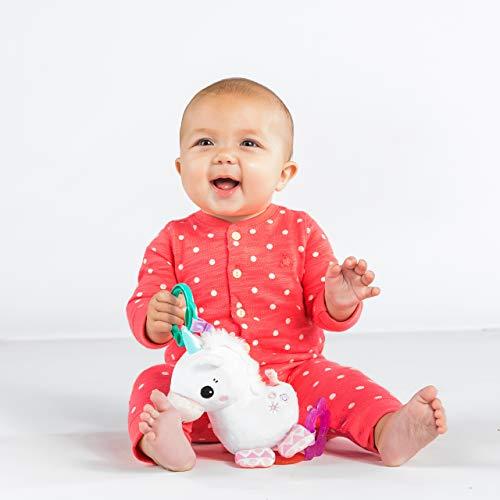 Carson CA Bright Starts Sparkle /& Shine Unicorn Toys Kids II 11122-6