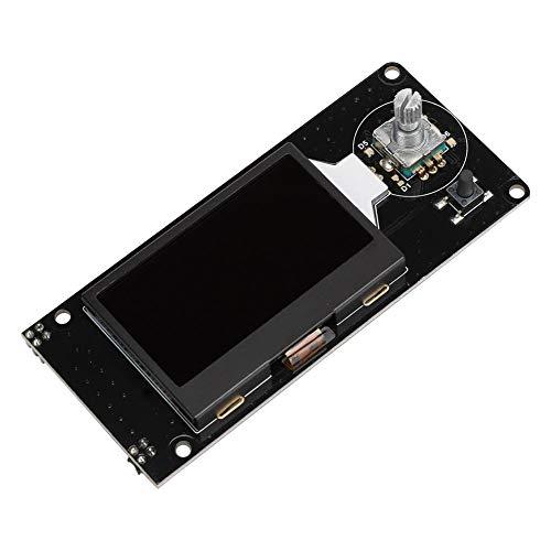 fasient Pantalla LCD de Impresora, módulo de Pantalla LCD de Piezas de Pantalla de Impresora para Imprimir(Black on White)