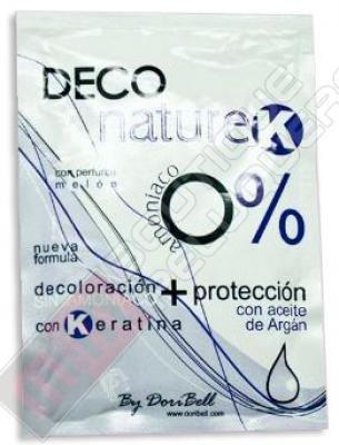 Decolorante Deco Nature-K 0% Amoniaco...