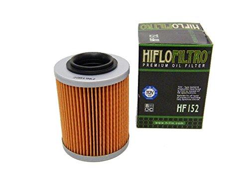 Ölfilter Hiflo HF152 für Aprilia
