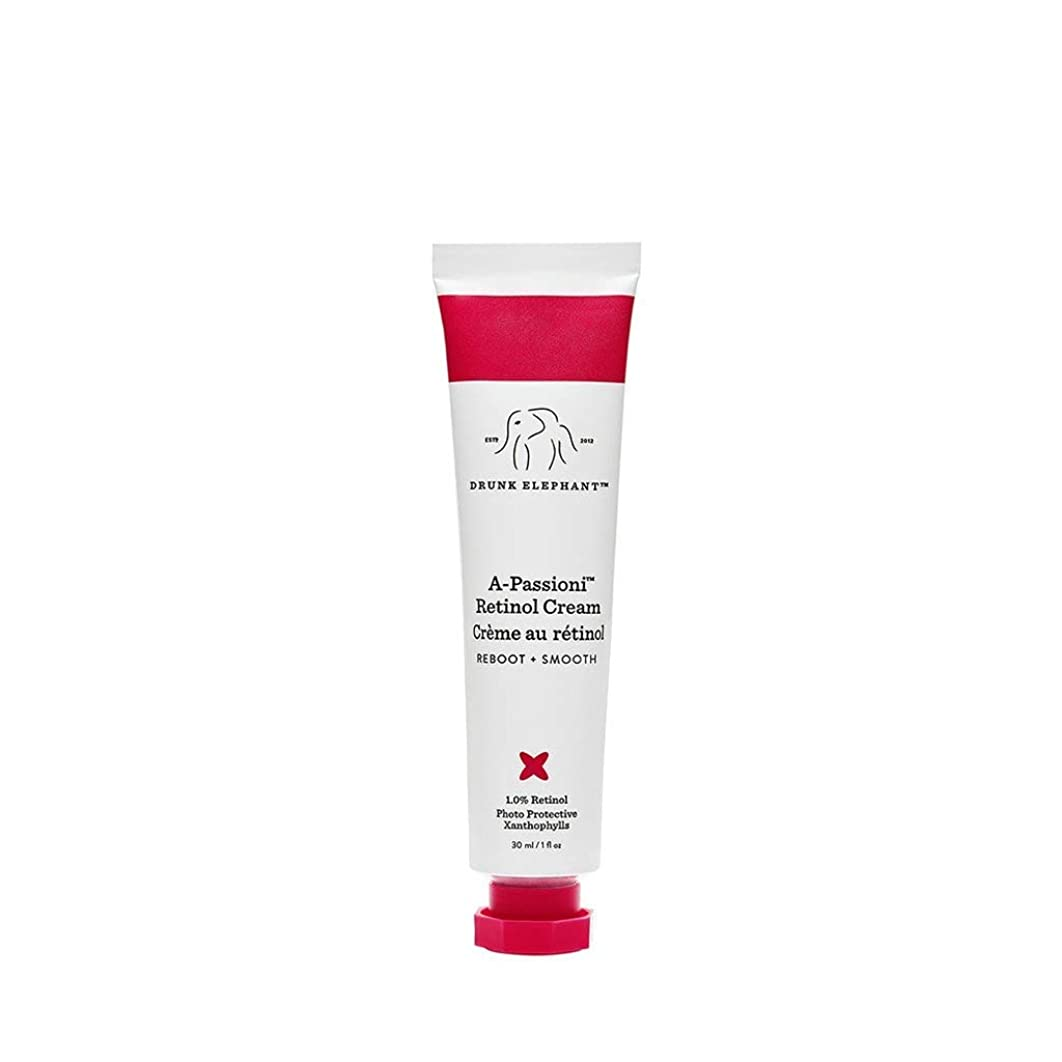 引く輸血不完全DRUNK ELEPHANT A-Passioni Retinol Anti-Wrinkle Cream ドランクエレファント レチノールクリーム 30ml