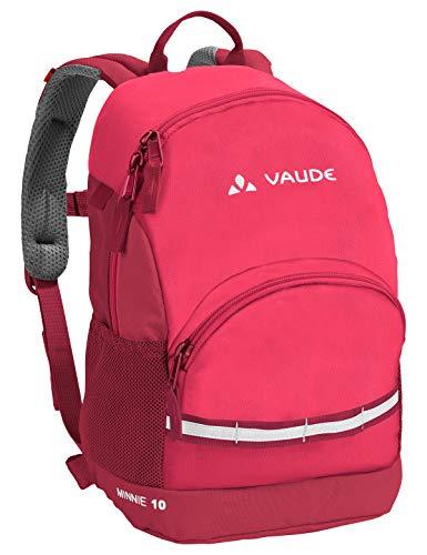 Vaude Kinder Rucksäcke10-14L Minnie 10, Bright Pink, One Size, 12460