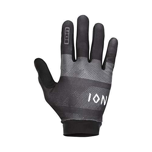 Ion Scrub Fahrrad Handschuhe lang schwarz 2021: Größe: L (9-9.5)