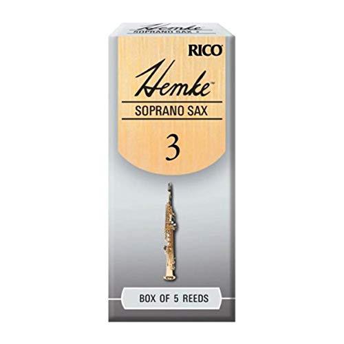 Frederick L. Hemke Blätter für Sopransaxophon Stärke 3.0 (5 Stück)