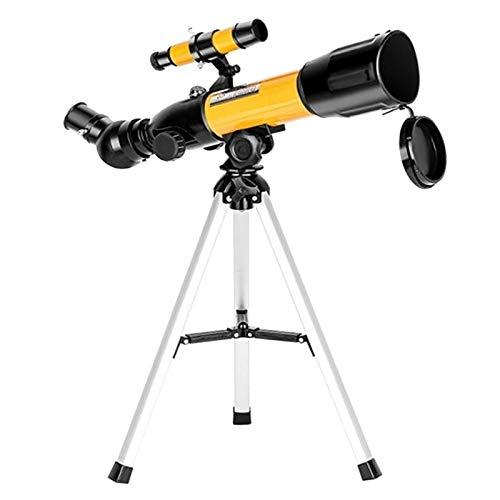 YUYOUG Télescope 750360 avec Support Mobile pour Trépied pour Cadeau pour Enfants Débutant, Télescope Astronomique Professionnel HD Haute Puissance pour Enfants