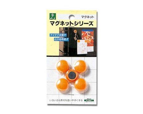 光 マグネット オレンジ ポイントカラー ME20-5