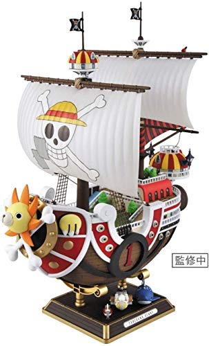 Bandai Spirits One Piece Thousand Sunny Land of Wano Ver. Plastic Model