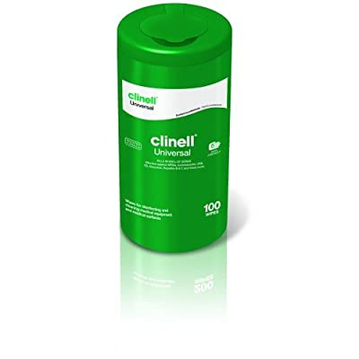 Clinell EA564 Universal Sanitising Wipes from Clinell