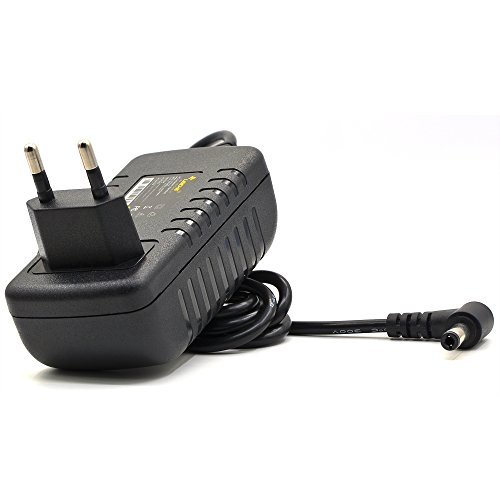 Amazon.de - 12V 2A Power Adaptor with DC Jack EU