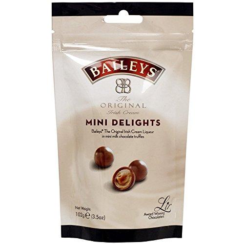 Baileys The Original Irish Cream Mini Delights - Milk Chocolate Truffles 102G x 3 packs