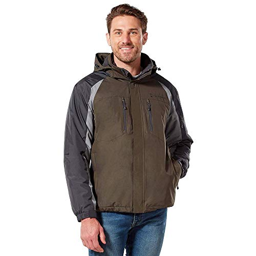Free Country Multi Rip-Stop PVC MW Jacket Large